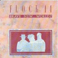 flock 14 - brave new world? CD 1987 graceland 9 tracks used mint