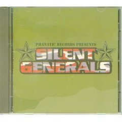 phanatic records presents silent generals - various artists CD 2000 phanatic used mint