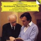 mozart piano concertos nos. 21 & 23 LSO serkin abbado 1983 DG germany used mint