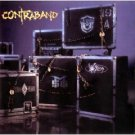 contraband - contraband CD 1991 MCA used mint