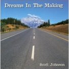 scott johnson - dreams in the making CD 2001 googol press used mint