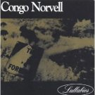 congo norvell - lullabies CD 1992 fiasco used mint