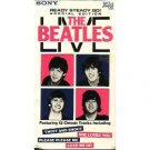 the beatles - ready steady go special edition VHS 1985 dave clark london ltd EMI B&W used