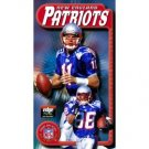 2000 official NFL team video - new england patriots VHS used mint