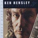 ken hensley - running blind CD 2001 mystic records used mint
