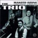 makoto ozone - trio CD 1997 polydor verve used mint