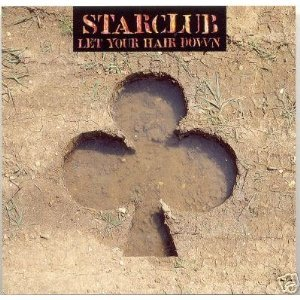 starclub - let your hair down CD single Island 3 tracks used mint