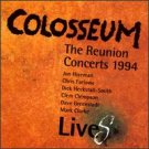 colosseum - the reunion concerts 1994 CD 1995 temple intuition used mint