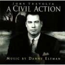 civil action - danny elfman CD 1998 hollywood used mint barcode punched