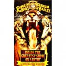 Ringling Brothers and Barnum and Bailey Circus: Inside the Greatest Show On Earth! VHS 1995 27 mins