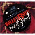 bulletboys - freakshow CD 1991 warner limited edition in accordion digipak used