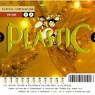 plastic compilation volume 2 - various artists CD 1998 nettwerk used mint