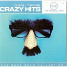 chart-topping crazy hits - various artists CD 2004 warner compass used mint