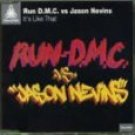 run D.M.C vs jason nevins - it's like that CD single 1997 smile 3 tracks used mint