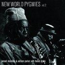 jemeel moondoc william parker hamid drake - new world pygmies vol.2 CD 2-discs 2000 eremite new