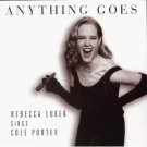rebecca luker sings cole porter - anything goes CD 1996 varese sarabande used mint