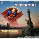 supergirl - jerry goldsmith - soundtrack CD 1984 varese sarabande made in japan 14 tracks used