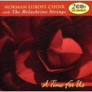 norman luboff choir & melachrino strings - a time for us CD 2-discs 1997 simitar pickwick used mint