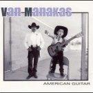 van manakas - american guitar CD 2000 Rab Records used mint