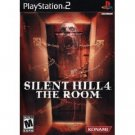 silent hill 4 the room - playstation 2 1999 2004 konami mature 17+ used mint