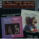 marvin gaye & tammi terrell - greatest hits / diana & marvin CD 1986 motown used mint