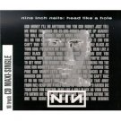 nine inch nails - head like a hole CD maxi-single 1990 TVT 10 tracks used mint