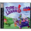 type to learn jr. - windows xp & mac os x 2005 sunburst brand new