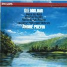 die moldau - LAPO & abndre previn CD 1987 philips germany used mint