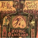 rustic overtones - long division CD 1995 ripchord 13 tracks used mint