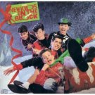 new kids on the block - merry merry christmas CD 1989 sony used mint