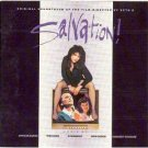 salvation - original motion picture soundtrack CD 1988 giant used mint