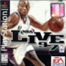 NBA live 97 - playstation 1996 EA sports used
