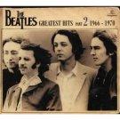 beatles - greatest hits part 2 1966 - 1970 CD 2-discs 2007 EMI apple new factory sealed