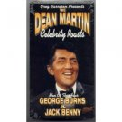 dean martin celebrity roasts - george burns & jack benny VHS 1998 1999 guthy renker used mint