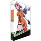 mezzo complete collection DVD 3-disc boxset 2005 A.D. vision used mint