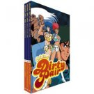 Original Dirty Pair Movie Collection DVD 3-disc boxset 2005 ADV used mint