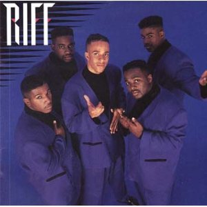 riff - riff CD 1991 SBK capitol used mint