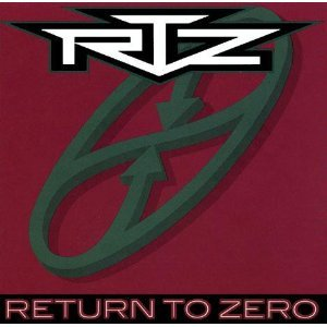 RTZ - return to zero CD 1991 giant warner used mint