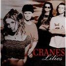 cranes - lilies CD 1995 dedicated arista used mint