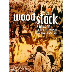 woodstock 3 days of peace & music director's cut DVD 1997 warner used mint