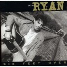 mike ryan - six feet over CD 1998 raw records used mint