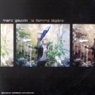 marc gauvin - la femme legere CD 2001 east west used mint