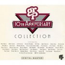 grp 10th anniversary collection CD 3-disc set 1992 grp BMG Direct used mint