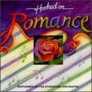 hooked on romance CD 1992 dominion k-tel 7 tracks used mint