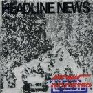 atomic rooster - headline news CD 1994 voiceprint UK used mint