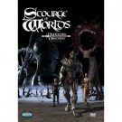 scourge of worlds - dungeons & dragons adventure DVD 2003 rhino used mint