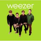 weezer - green album CD 2001 geffen 11 tracks new factory sealed