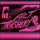 fact trashery - original rock CD 1996 used mint