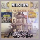harry nilsson - aerial pandemonium ballet CD 2000 buddha RCA used mint