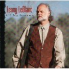 lenny leblanc - all my dreams CD 1994 integrity used mint
